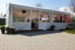 Namiot weselny dla dzieci tent flor party in-hall.pl